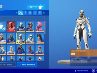 $1000+ Value Fortnite Account for sale