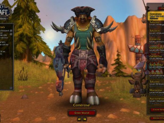 SELLING MY WOW ACCOUNT
