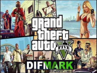 SELL GTA V GAME ACCOUNTS CHEAP WITH ★DIFMARK.COM★