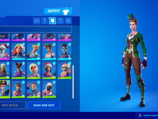 STACKED OG ACCOUNT (ALL PLATFORMS) MANY HIGH VALUE COSMETICS - VALUED at 6K