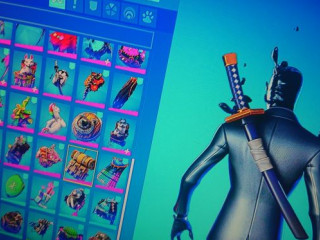 Fortnite account with full acces read description before buying. 50$ (69skins)