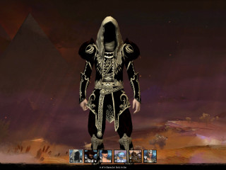 GW2 Account with full Ascended & 153 AR (40 EUR)