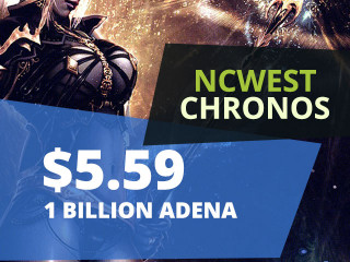 Lineage 2 CHRONOS Adena PROMO $5.59 USD /B - Price lower than your PVP skill xD