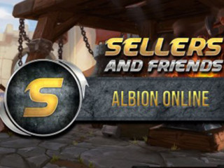 Selling Albion online - Trusted Seller - SellersAndFriends.com