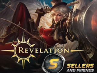 WTB REVELATION ONLINE IMPERIAL COINS - EU & NA SERVERS - WWW.SELLERSANDFRIENDS.COM