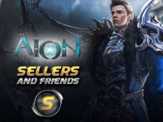 WTB AION KINAH - ALL SERVERS SERVERS - WWW.SELLERSANDFRIENDS.COM