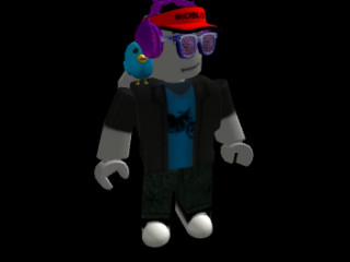 Brand New Roblox Account with some limited time items.