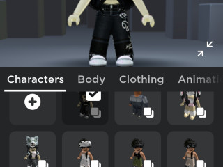 I put 4k money into it and there was about a year and a half together around 16k robux