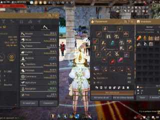 Valkyrie lvl 62, 270/282 ap 322/311 pd, 2669 skill p. great nomber of costume and prenum shop
