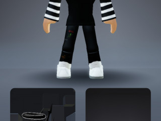 Selling My Roblox Account