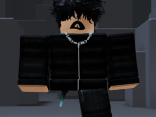 *Selling for $180* Roblox with Korblox and lots of faces, outfit, clothes, accessories. Contant me