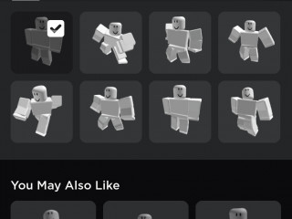 *Selling Instantly after pay* Roblox Korblox Account with lots of clothes, faces, accessories, etc.