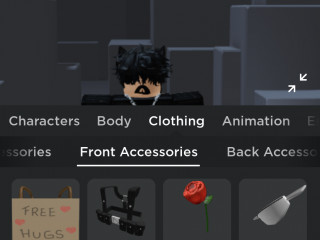 *Selling Instantly* Roblo account with korblox and lots of other items in the pictures! Price : $280